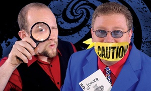 "Iris Theater: ""Impossibilities"" Interactive Magic Show for Two or Four at Iris Theater (Up to 43% Off)"