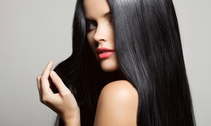 Fusion Beauté: Haircut, Treatment and Optional Full-Head Colouring at Fusion Beauté (Up to 79% Off)