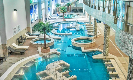 $23 for Full Access, Including Indoor Water-Park Attractions, at King Spa & Sauna ($45 Value)