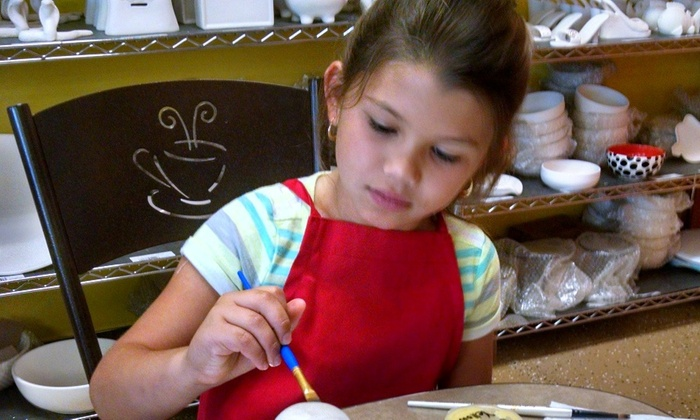 Plaster Playland - Windward Cay: $25 for $50 Worth of Paint-Your-Own Plaster Pieces — Plaster Playland