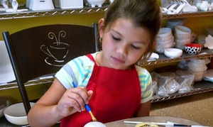 Plaster Playland: $25 for $50 Worth of Paint-Your-Own Plaster Pieces — Plaster Playland