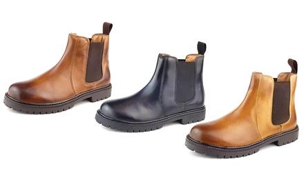 Frank James Kids' Outdoor Boots