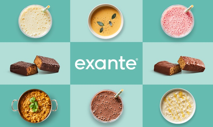 45% Off Meal Replacement Products - Exante Diet UK | Groupon