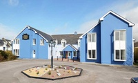 Co. Kerry: 1 to 3 Nights for Two with Breakfast, Bottle of Wine and Late Check-Out at Dingle Harbour Lodge