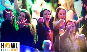 Up to 31% Off at Howl at the Moon - Charlotte at Howl at the Moon, plus 6.0% Cash Back from Ebates.