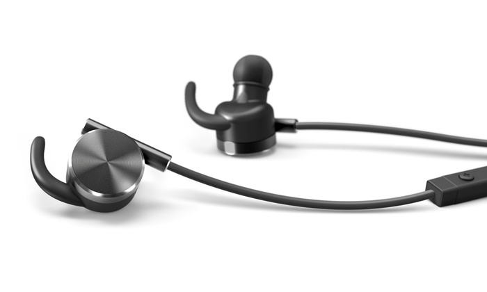 photive bte9 wireless bluetooth earbuds with magnet clasp groupon. Black Bedroom Furniture Sets. Home Design Ideas