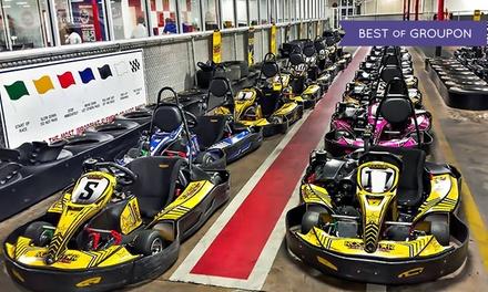 Go Kart Racing Houston >> Track 21 - 46% Off - Houston, TX   Groupon