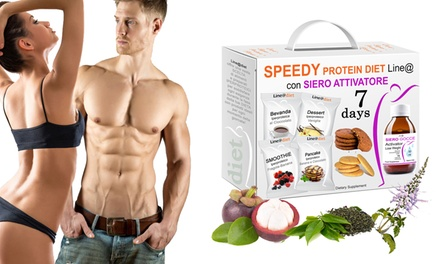 Speedy Diet e siero dimagrante