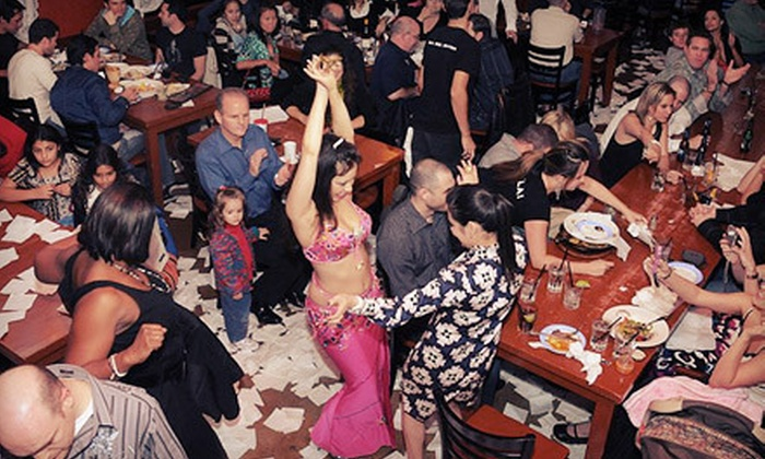Taverna Opa - Cityplace: $15 Worth of Greek Food
