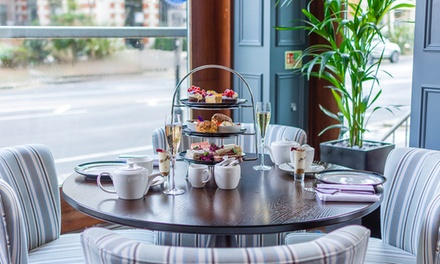 Afternoon Tea for Two with Option for FreeFlowing Champagne at Nova Restaurant London Chiswick