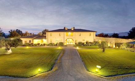 Toscana: camera con colazione/mezza pensione e welcome drink Hotel le Capanne - Arezzo