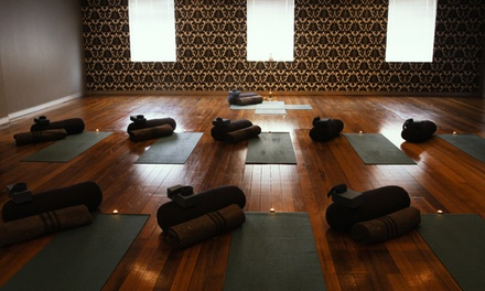 Yoga and 24/7 Gym Access: 1 $39 or 2 Months $75 at Heart and Soul Health Clubs Crows Nest Up to $400 Value