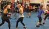Five Boxercise Classes