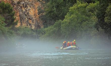 Rafting en el Cañón de Almadenes y reportaje fotográfico para 1 o 2 desde 16,90€ en Cañón y Cañón Multiaventura