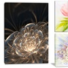 Floral Art Prints on Gallery-Wrapped Canvas