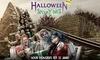 Halloween Spooky Days au parc Walibi