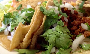 7 Mares Restaurant: Mexican Food for Two or Four at 7 Mares Restaurant (Up to 38% Off)