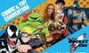 35% Off Two-Day Pass to San Diego Rocket Con
