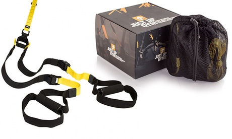 Expansor de entrenamiento Just Up Gym con estuche Oferta en Groupon