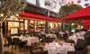 Fouquet's Cannes - Cannes: Déjeuner ou Dîner gastronomique pour 2 à 4 persdès 89 €au Fouquet's de l'Hôtel Le Majestic Cannes 5*