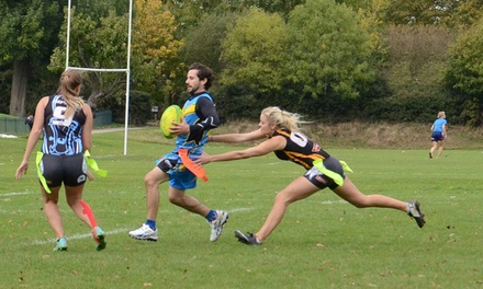 Try Tag Rugby