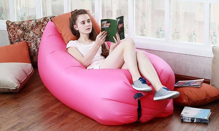 inflatable hammock  inflatable hammock     inflatable hammock   groupon  rh   groupon