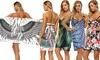 Sand-Free Beach Towel Wrap