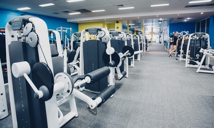 4-Week Gym Access + Unltd. Fitness & Muay Thai Classes: 1 ($15) or 4 Ppl ($55) at Bailey Fitness, Morley (Up to $663.20)