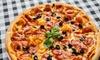 Pizza 40 cm dla 1-4 osób
