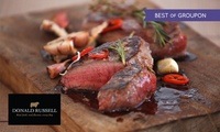 £50 Towards Full Product Range with Award Winning Butcher, Donald Russell (Up to 50% Off)