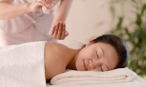 Carole Zen: 1h de modelage relaxant aux huiles essentielles ou foot modelage thaï à 24,99 € au salon Carole Zen
