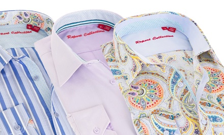 Report Collection Men's Dress Shirts. Multiple Styles Available. Free Returns.