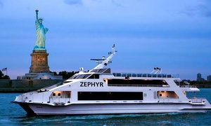 House on the Hudson Yacht Party : House on the Hudson Yacht Party, Fridays at 9:45 p.m. (May 13–September 30)