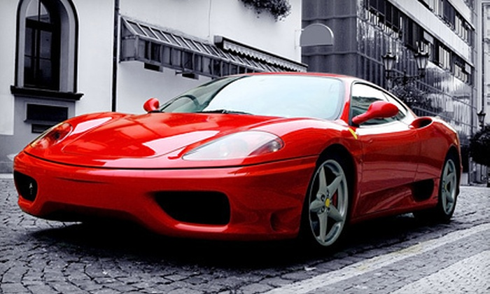 Steamjet Auto Detailing - The Elms: Silver, Gold, or Platinum Steam-Cleaning and Detailing Packages at Steamjet Auto Detailing in Etobicoke (Up to 69% Off)