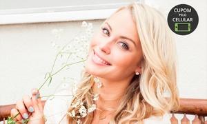 Glaucia Coiffeur: Escova inteligente (opção com hidrataçãoForever Liss, escova finalizadora e corte) no Glaucia Coiffeur – Bairro Lixeira
