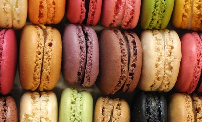 image for French Macaron-Baking Class for One or Two at Le Gourmet Culinary (Up to 35% Off)