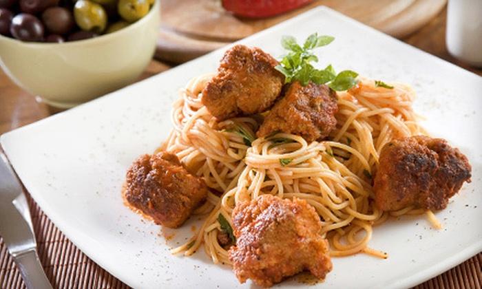 Salvatore Cucina Italiana - Oso Valley Greenbelt: $30 Worth of Italian Cuisine