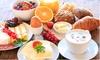 Frühstück inkl. Heißgetränk