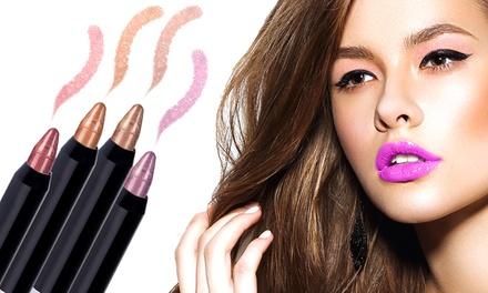 Four-Pack of Glitter Eyeshadow Pens