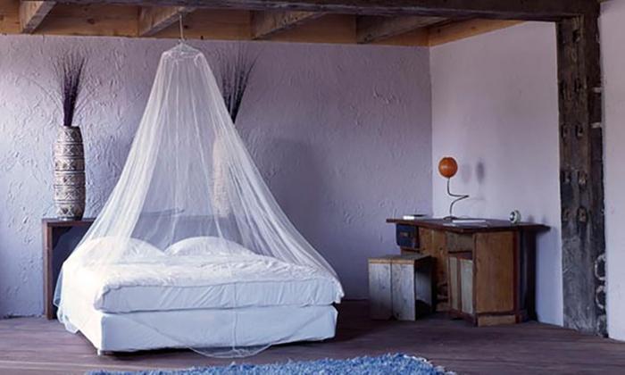 Zanzariera Letto Matrimoniale : Zanzariera per letto matrimoniale groupon goods