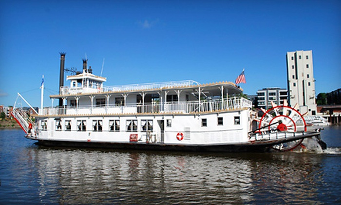 Padelford River Rides - St. Paul: $16 for 90-Minute River Sightseeing Cruise for Two from Padelford Packet Boat Co., Inc. ($32 Value)