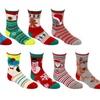 Gilbin's Kids' Holiday Socks (4-Pack)