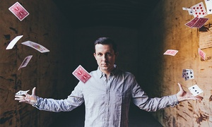 Trick Theatre: Magicians Lee Terbosic and Adam Hince, April 16–May 27 (Up to 53% Off)