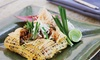 Soo Raa Thai-American Chic - Valley Village: Asian Fusion Cuisine for Two or Four at Soo Raa Thai - American Chic (Up to 45% Off)