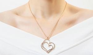 Collier avec pendentif Cœur