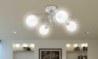 Plafoniere Grandi Da Soffitto : Lampade e lampadari offerte promozioni sconti