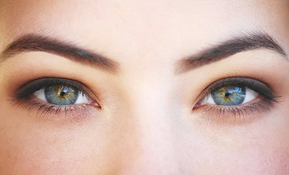 Eyebrow Shape and Tint with Eyelash Tint - One ($16) or Two Sessions ($29) at Skin Artistry (Up to $80 Value)