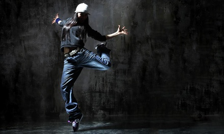 $22 for 16 Hip-Hop or Jazz Classes at OIP Dance Centre ($200 Value)