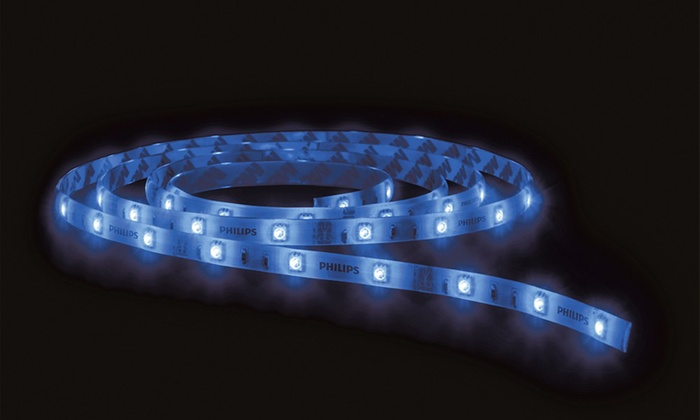 Philips Hue 2nd Gen Color-Changing Light Strip (Refurbished)