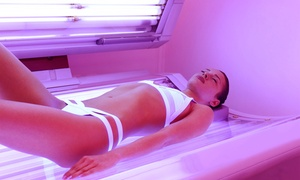 Mon Amie: Seans w solarium kolagenowym od 16,99 zł w salonie kosmetycznym Mon Amie (do -56%)